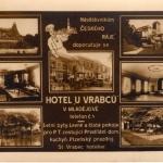 Hotel u Vrabců